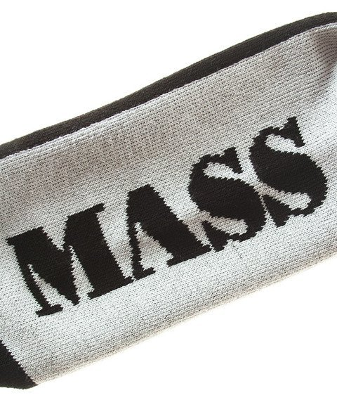 Mass-Plate Skarpetki Czarne