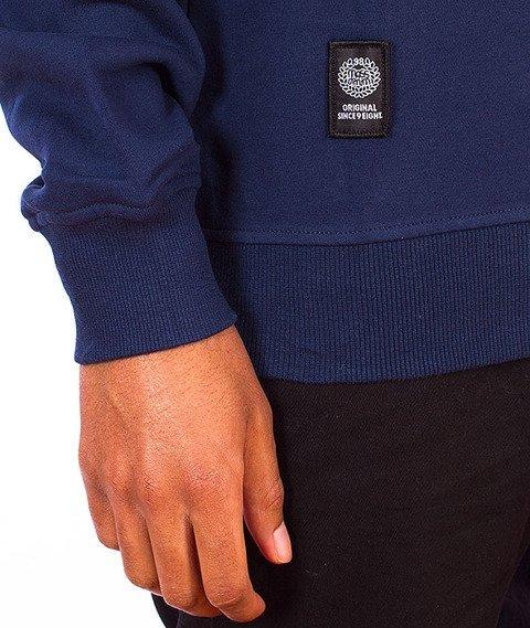 Mass-Pocket Signature Bluza Granatowa