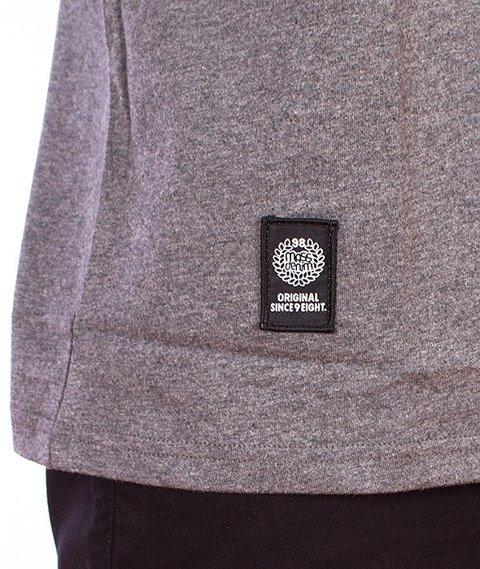 Mass-Pocket Signature T-shirt Grafitowy