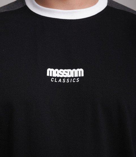 Mass Premiere T-Shirt Czarny