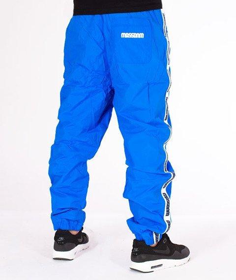 Mass-Protect Track Pants Spodnie Navy