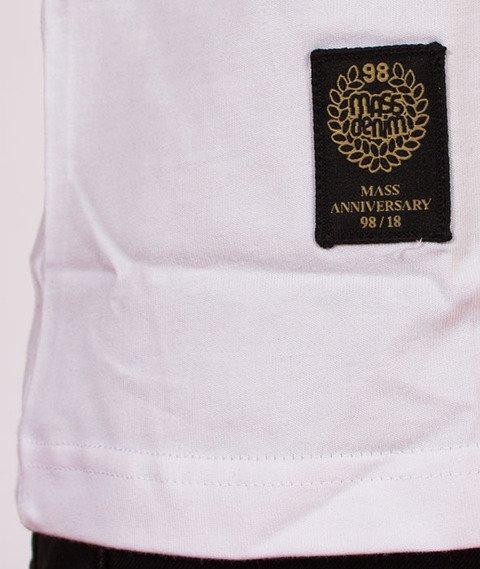 Mass-Reallocation T-Shirt Biały