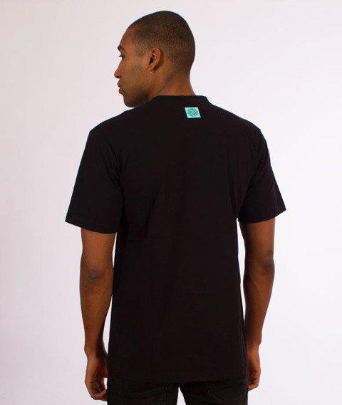 Mass-Reallocation T-Shirt Czarny