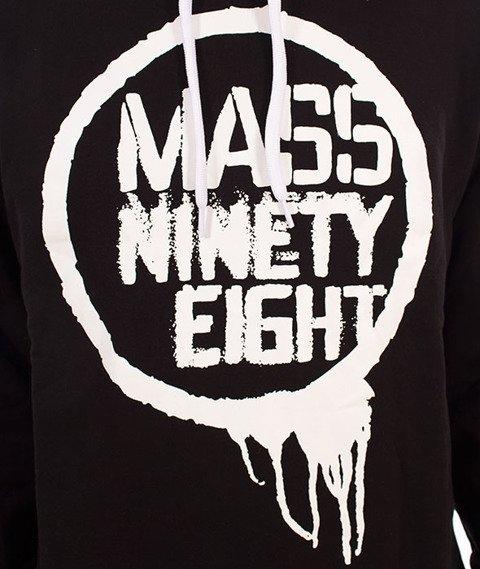 Mass-Return Bluza Kaptur Black