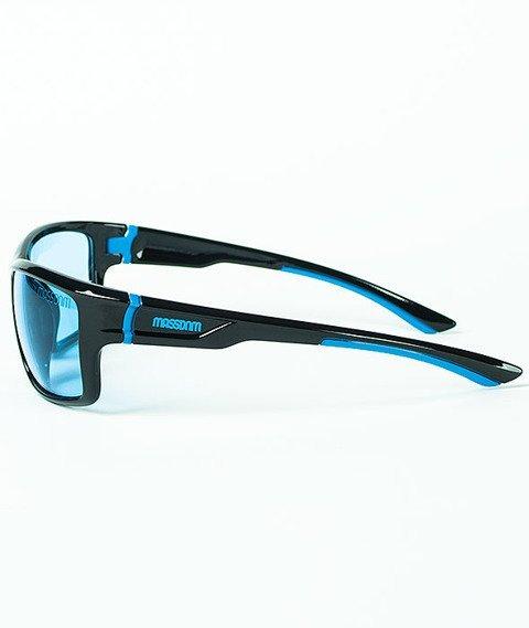 Mass-Ringo Sunglasses Shine Black