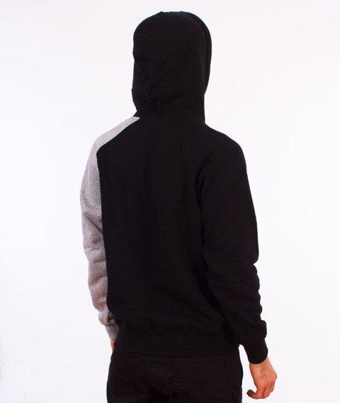 Mass-Section Hoody Bluza Kaptur Czarna