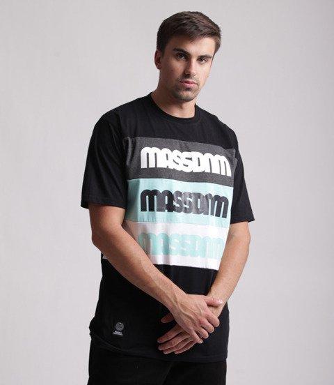 Mass Separate T-Shirt Czarny