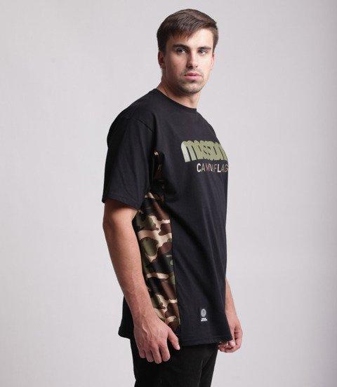 Mass Shelter T-Shirt Czarny