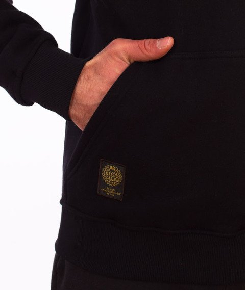 Mass-Signature Flag Bluza Black