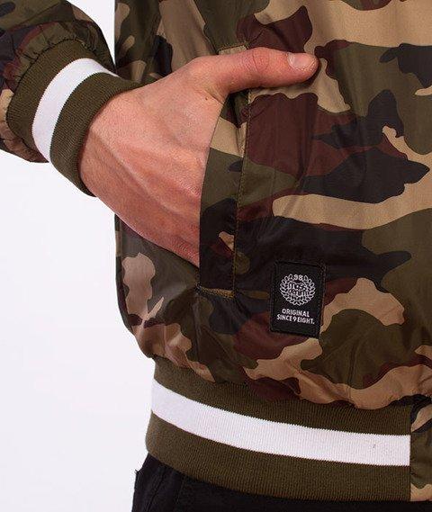Mass-Signature Handmade Jacket Kurtka Camo