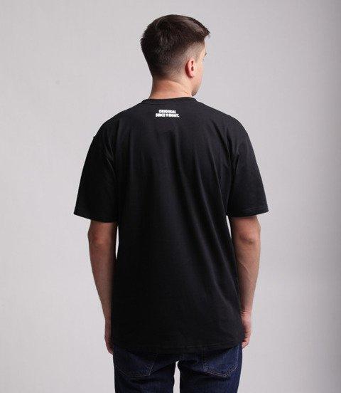 Mass T800 T-Shirt Multicolor/ Czarny