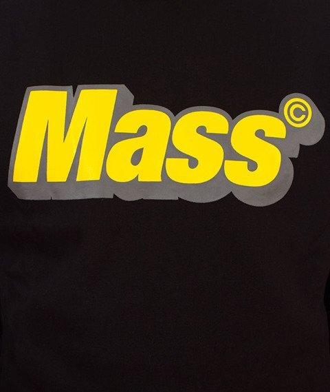 Mass-Work Crewneck Bluza Czarna