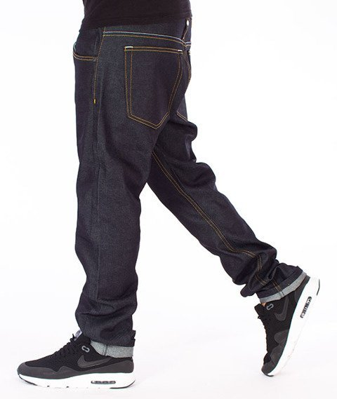 Mass-Work Straight Fit Jeans Raw Blue