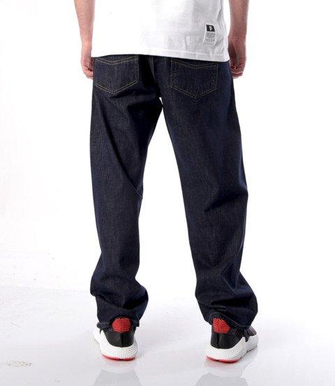 Massspodnie Jeans Slang Baggy Fit Rinse