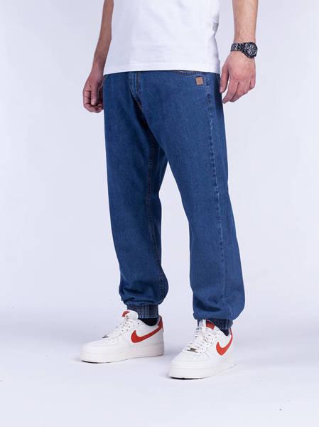 Metoda CLASSIC Jogger jasny jeans