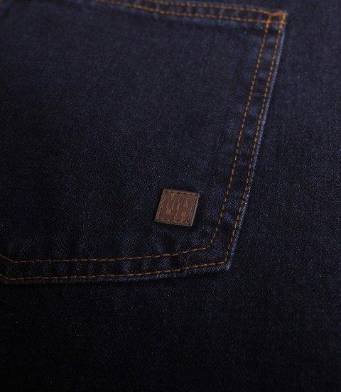 Metoda JOGGER REGULAR Jeans Ciemne Spranie