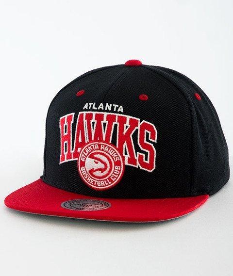 Mitchell & Ness-Atlanta Hawks Team Arch SB Czapka EU1129