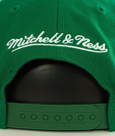 Mitchell & Ness-Boston Celtics Raised Perimeter SB  Snapback BH72P2