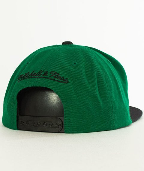 Mitchell & Ness-Boston Celtics XL Logo Two Tone NM04Z