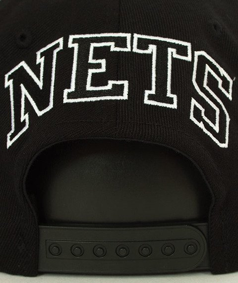 Mitchell & Ness-Brooklyn Nets Easy SB Cap INTL132