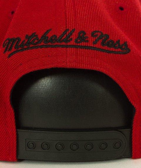 Mitchell & Ness-Miami Heat XL Logo Two Tone NM04Z
