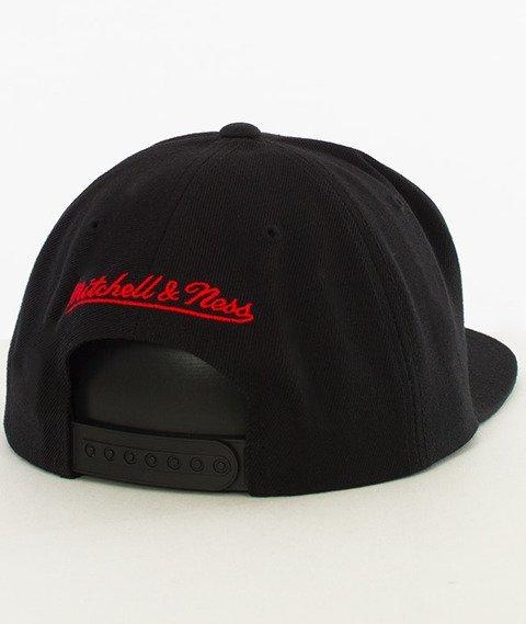 Mitchell & Ness-Millwaukee Bucks Snapback NL15Z Black