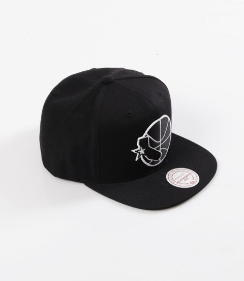 Mitchell & Ness- Wool Solid Snapback - NBA - Golden State Warriors
