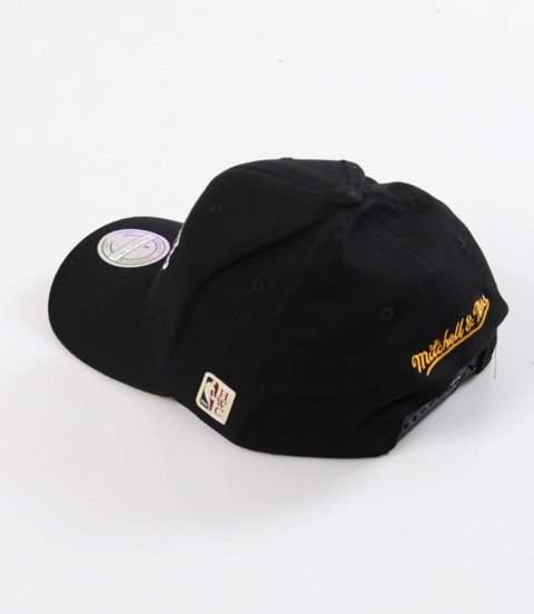 Mitchell & Ness- Wool Solid Snapback - NBA - LA Lakers