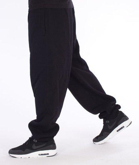Moro Sport-Camo Spodnie Dresowe Czarne