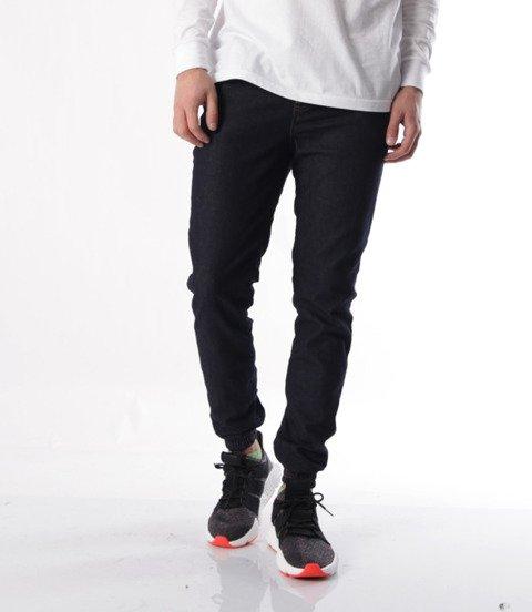 Moro Sport- MINI PARIS POCKET Jogger Spodnie Ciemne pranie