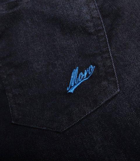 Moro Sport Mini Baseball Pocket Krótkie Spodnie Ciemne Spranie