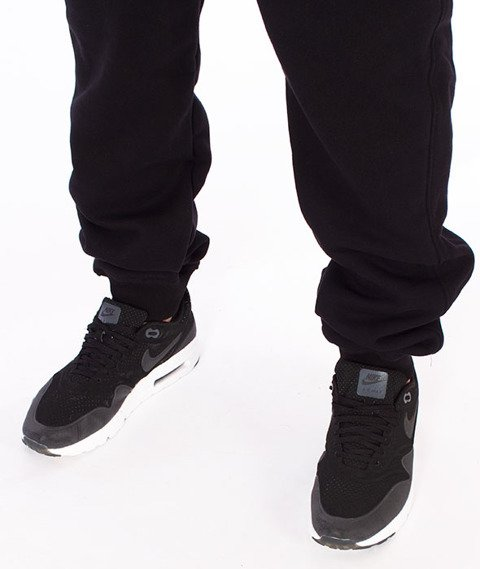 Moro Sport-Mini Paris Spodnie Dresowe Czarne