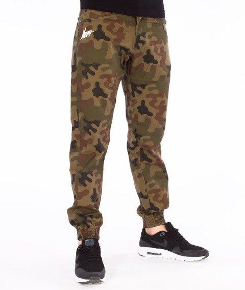 Moro Sport-Mini Slant Tag17 Jogger Spodnie Camo