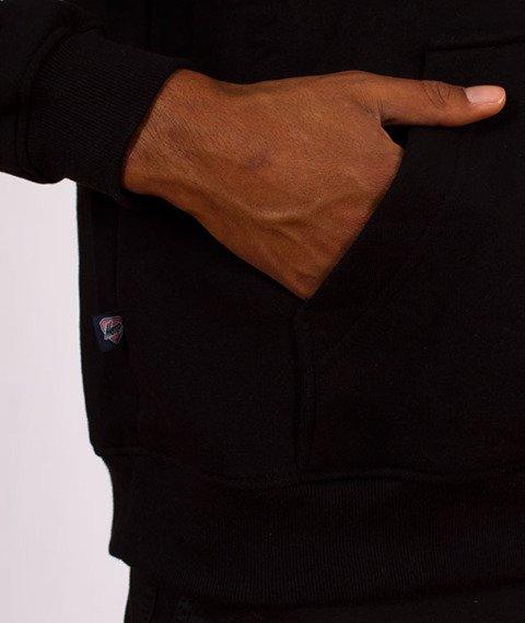 Moro Sport-Mini Slant Tag18 Bluza Kaptur Czarna
