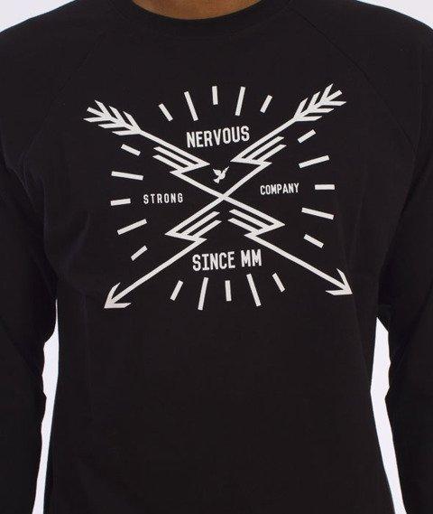 Nervous-Arrows Fa16 Longsleeve Czarny