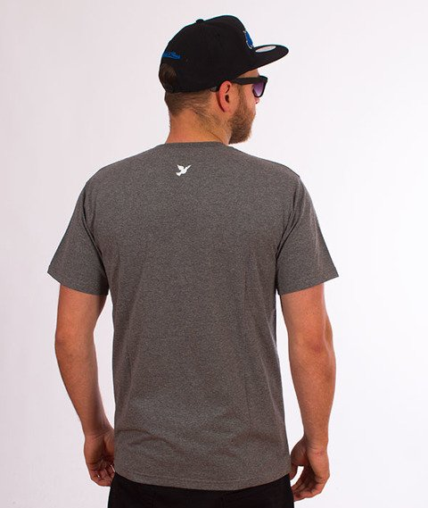 Nervous-Brandbox Sp18 T-shirt Grey