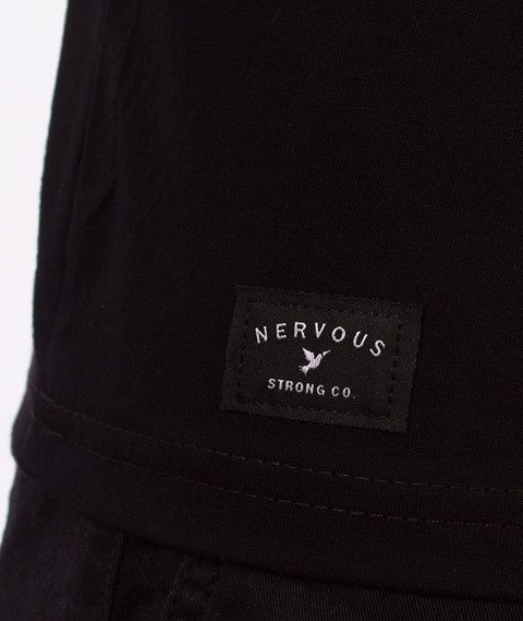 Nervous-Classic F17 T-shirt Czarny