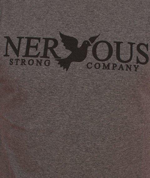 Nervous-Classic Sp18 T-shirt Grey