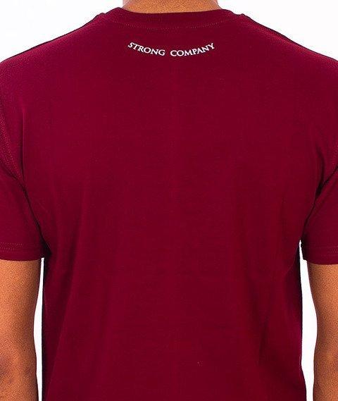 Nervous-Coffin T-Shirt Maroon