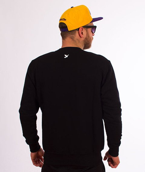 Nervous-Crewneck Sp18 Incomplete Bluza Black