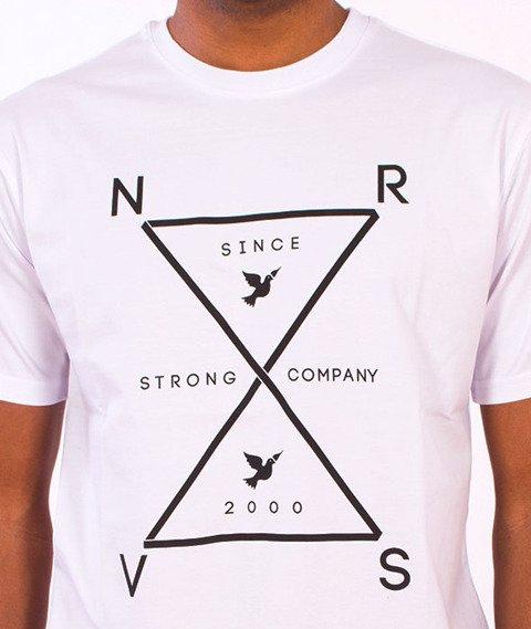 Nervous-Cross T-Shirt White