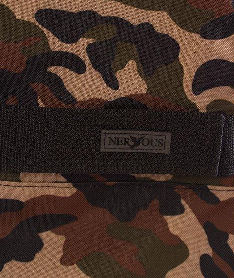 Nervous-Icon FA18 Plecak Camo