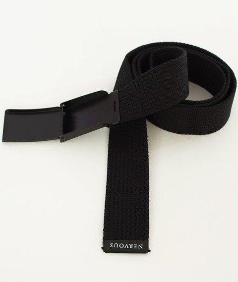 Nervous-Icon Pasek Black/Black