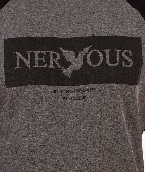 Nervous-Longsleeve F17 Brand Box Gray
