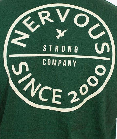 Nervous-Pill F17 T-shirt Zielony