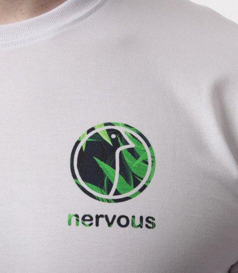 Nervous-Profile SS19 T-shirt Biały