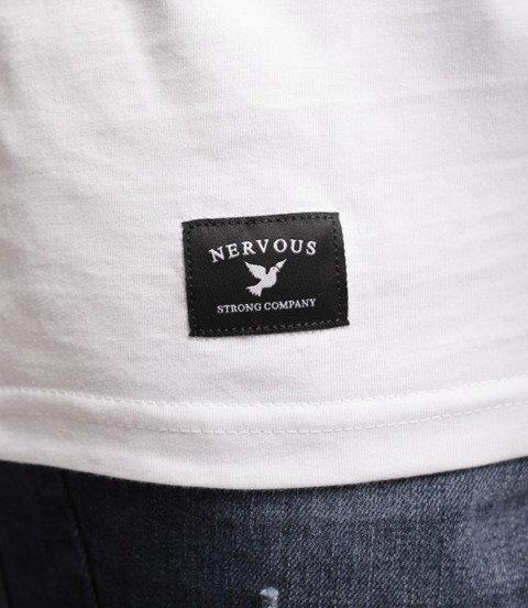 Nervous SS19 Classic T-Shirt Biały