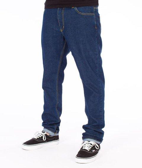 Nervous-Sp17 Classic Dnm Spodnie Jeansowe Blue