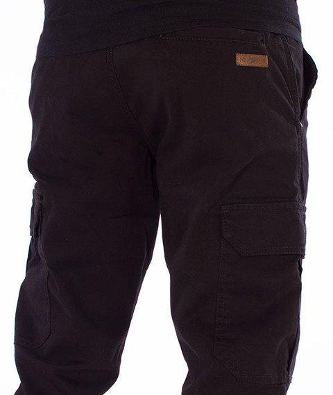 Nervous-Spodnie F17 Jogger Cargo Black