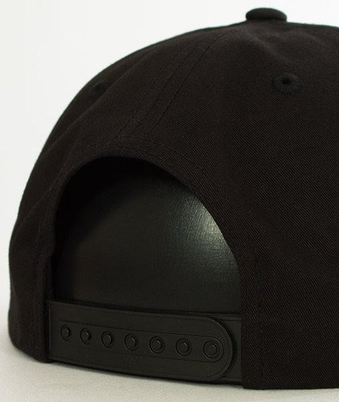 Nervous-Unstructed Su18 Classic Snapback Black